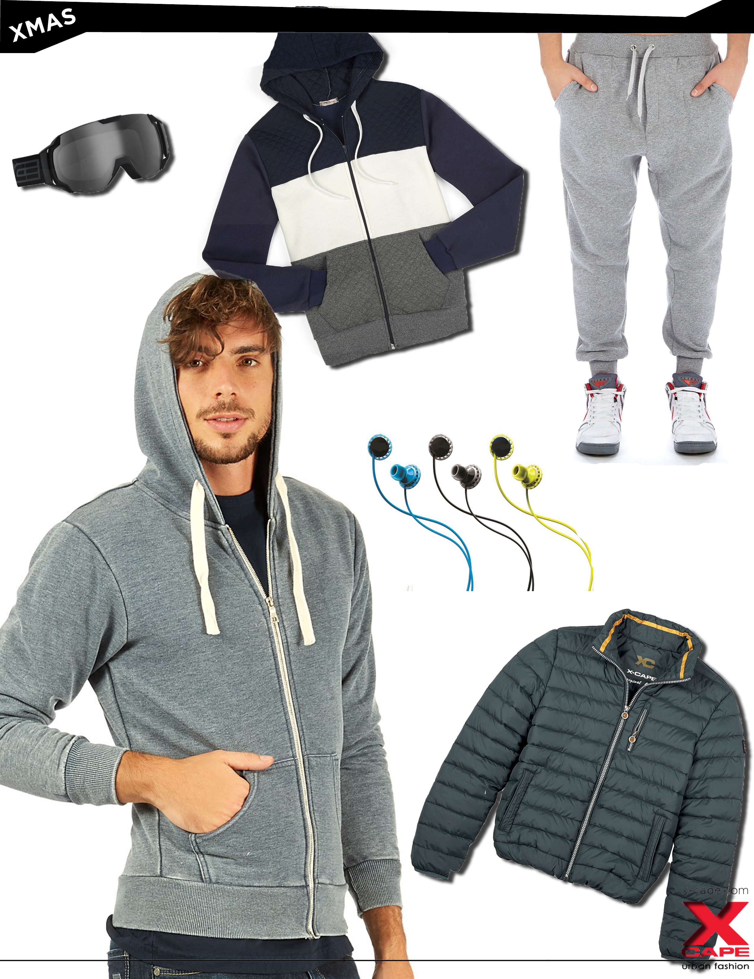 Sporty Xmas for him